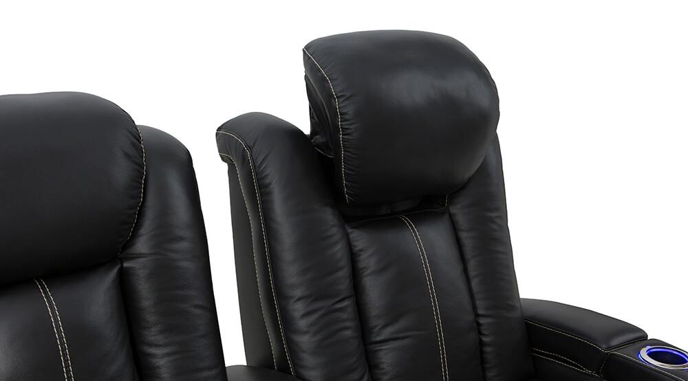 Seatcraft Republic Powered Headrests