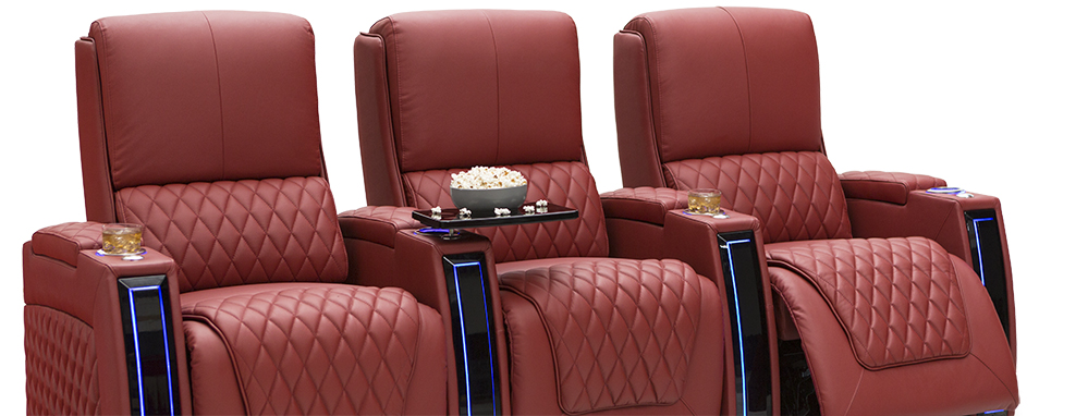 Seatcraft Apex Theater Chairs