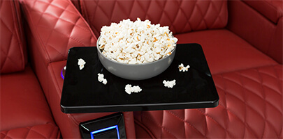 Seatcraft Apex Home Theater Seating Table