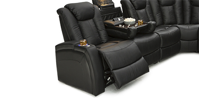 Seatcraft Entrada Home Theater Sectional Recline