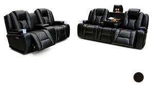 Seatcraft Europa Sofa and Loveseat