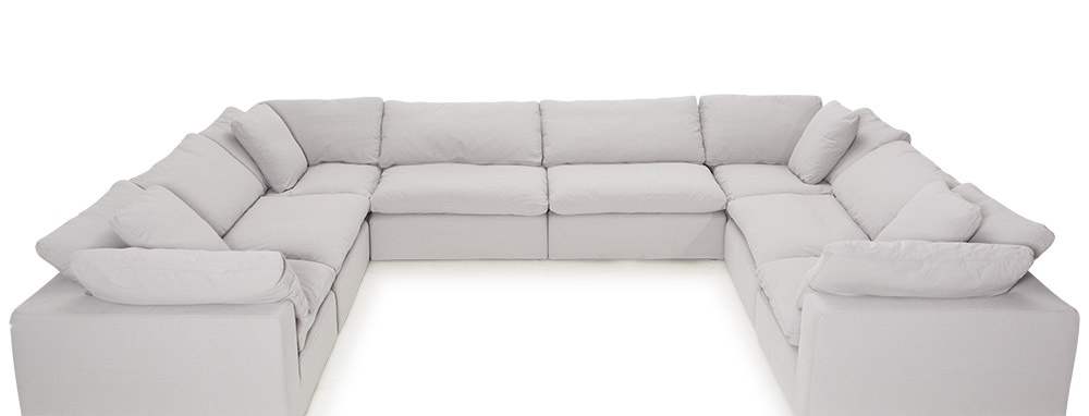 Seatcraft Heavenly Modular Sofa Seatcraft