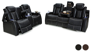 Seatcraft Republic Sofa and Loveseat