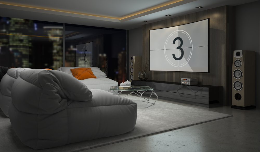 How to Design a Home Theater in a Small Space