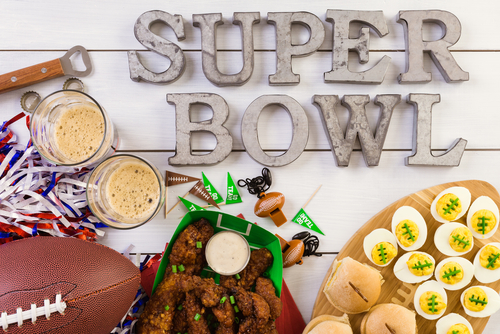 How to Throw a Party for the Big Game