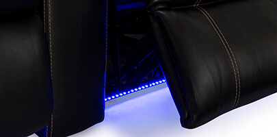 Seatcraft Dynasty Ambient Lighting