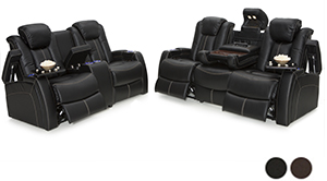 Seatcraft Omega Sofa and Loveseat