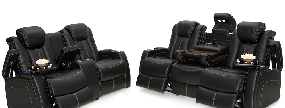Seatcraft Omega Home Theater Seating