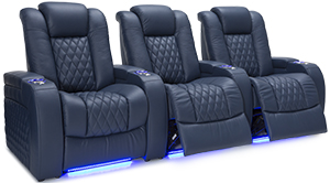 Seatcraft Your Choice Diamante Home Theater Seats