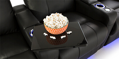 Seatcraft Venetian Theater Seating Tray Table