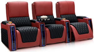 Seatcraft Apex Two Tone Theater Seats