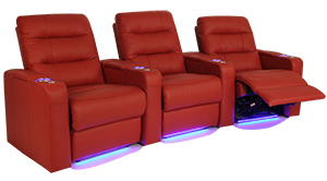 Seatcraft Excalibur Theater Chairs
