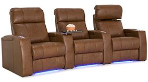 Seatcraft Your Choice Sonoma Custom Home Theater Seats
