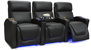 Seatcraft Your Choice Templar Home Theater Seating