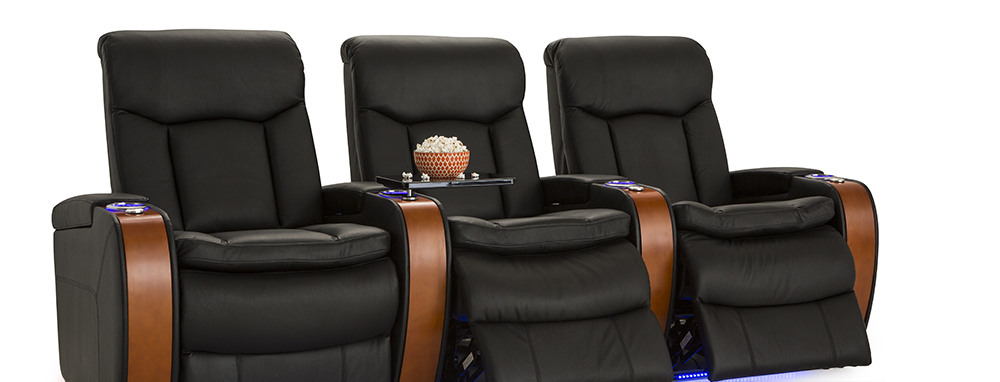 Seatcraft Madera Your Choice Home Theater Seat
