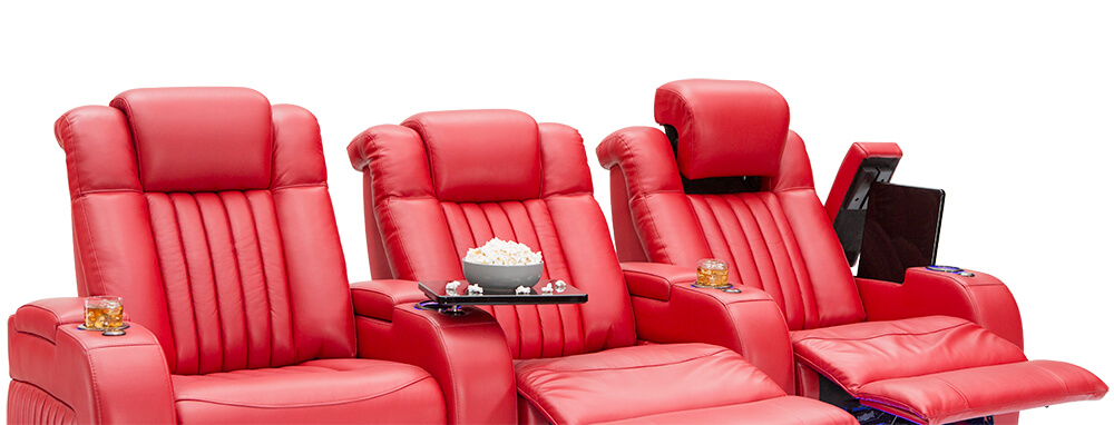 Seatcraft Mantra Theater Chairs