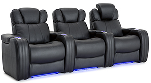 Seatcraft Your Choice Rockford Home Theater Seating