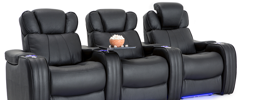 Seatcraft Rockford Your Choice Home Theater Seating
