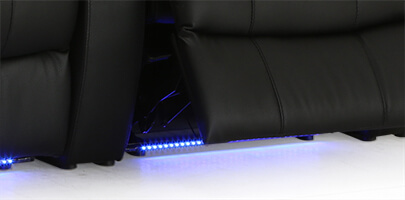 Seatcraft Grenada Theater Seats Ambient Lighting
