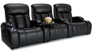 Seatcraft Grenada Front Row Theater Chairs