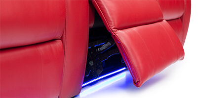 Seatcraft Mantra Home Theater Seating Baselights