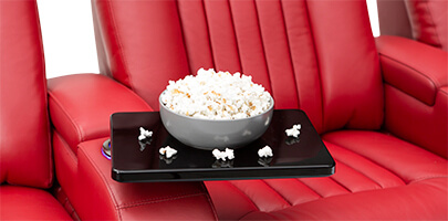 Seatcraft Mantra Home Theater Seating Table