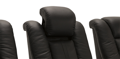 Seatcraft Monaco with Chaise and Power Adjustable Headrest