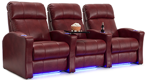 Seatcraft Your Choice Napa Home Theater Seats