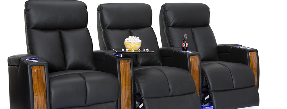 Seatcraft Your Choice Seville Theater chairs