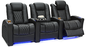 Seatcraft Your Choice Stanza Home Theater Seating