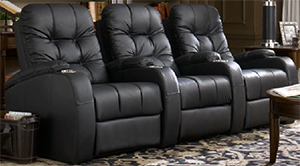 Seatcraft Your Choice Windsor Home Theater Seating