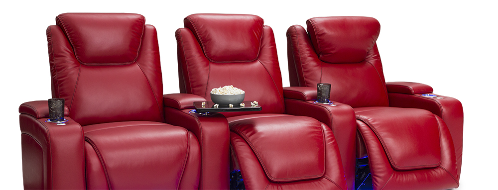 Seatcraft Equinox Home Theater Seats