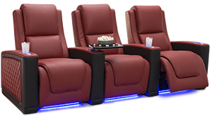 Seatcraft Your Choice Maxim Home Theater Chairs