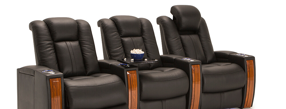Seatcraft Your Choice Monaco theater chairs