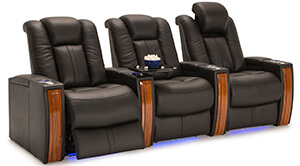 Seatcraft Your Choice Monaco Home Theater Seats