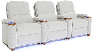 Seatcraft Your Choice Monroe Home Theater Seats