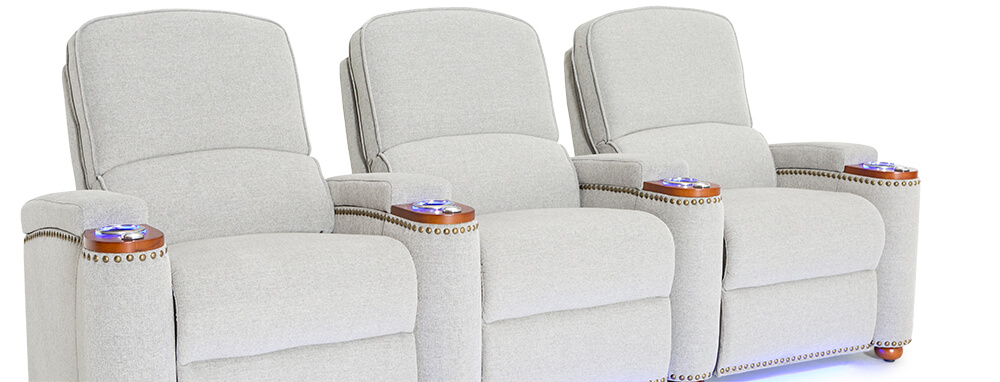 Seatcraft Your Choice Monroe Theater chairs