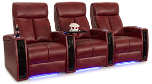 Seatcraft Your Choice Seville Home Theater Chairs