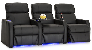 Seatcraft Your Choice Sienna Home Theater Seating
