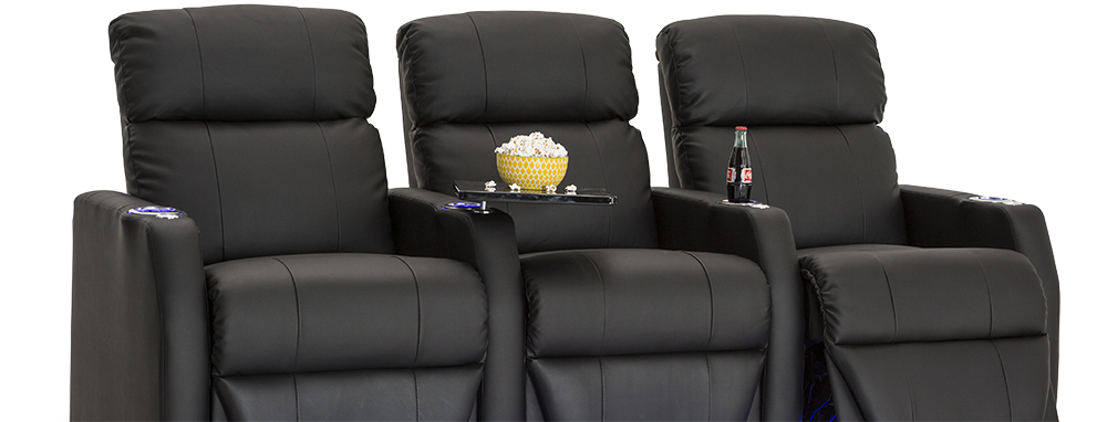 Seatcraft Your Choice Sienna Theater Seat