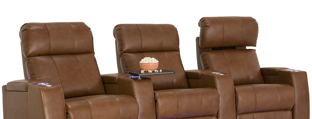 Seatcraft Sonoma Your Choice Home Theater Seating