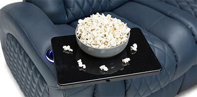 Seatcraft Cadence Home Theater Furniture Tray Tables
