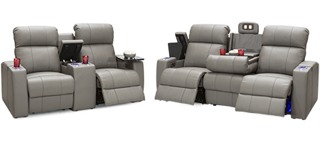 Seatcraft Calistoga Multimedia Sofa and Loveseat