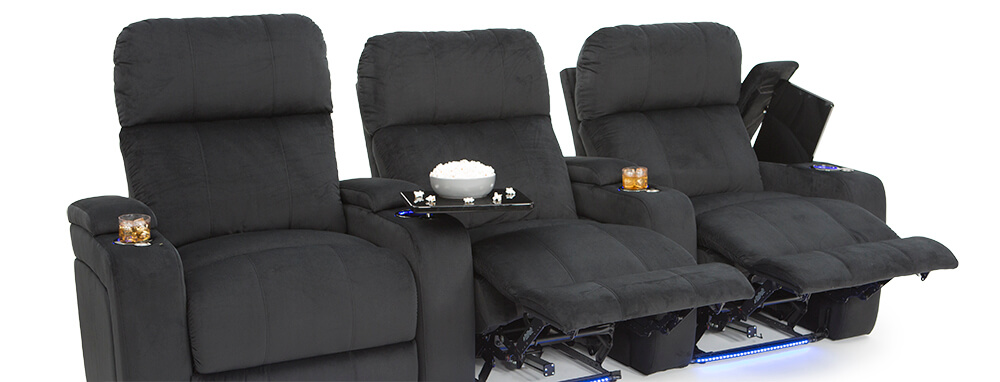 Seatcraft Bonita Home Theater Seating