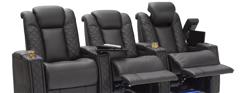 Seatcraft Enigma Theater Chairs