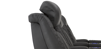 Power Adjustable Headrests