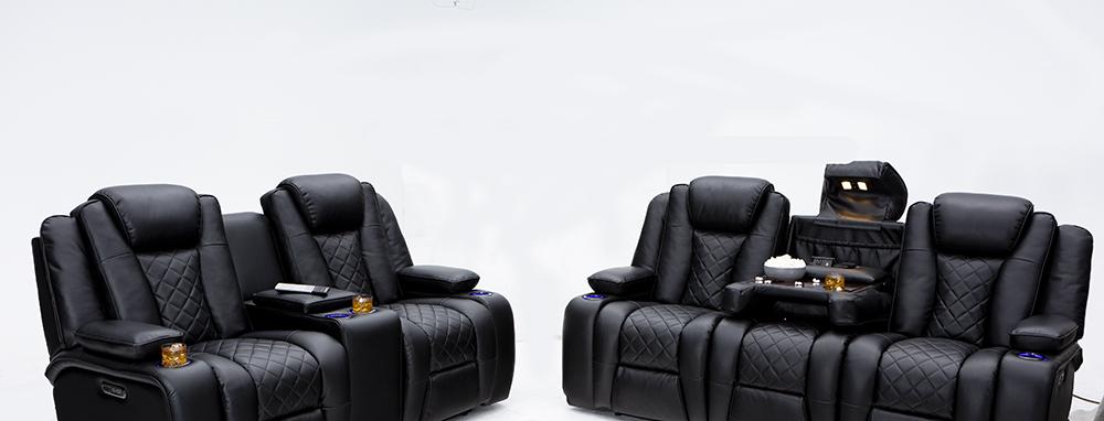 Seatcraft Europa Theater Furniture
