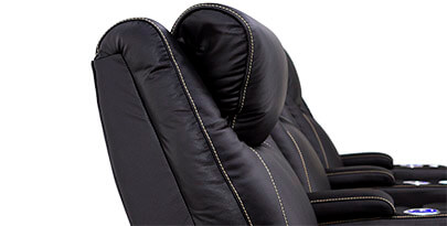 Seatcraft Solstice Adjustable Headrests
