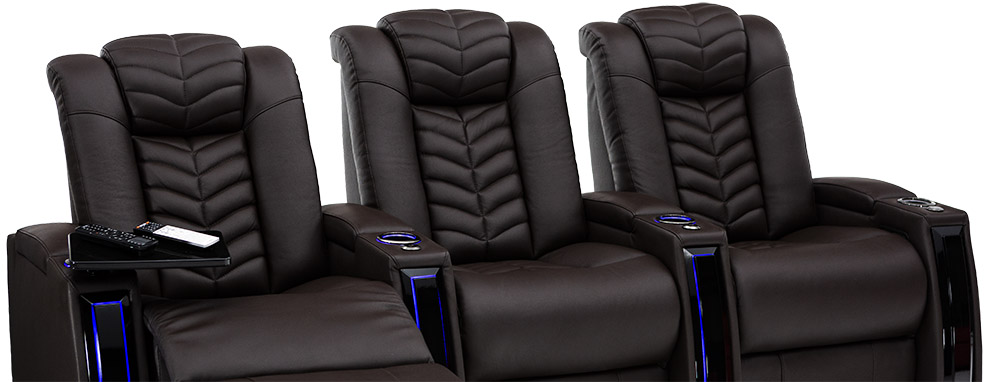 Seatcraft Veloce Home Theater Chairs