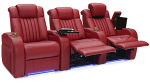 Seatcraft Mantra Home Theater Chairs